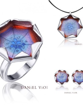 Loto Silver Handmade Collection by Daniel Vior