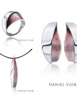 Anciteri Handmade Silver Collection by Daniel Vior