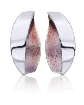 Anciteri Handmade Silver Earrings by Daniel Vior