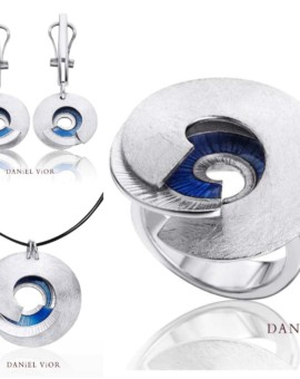 Latiaxis Silver Handmade Collection by Daniel Vior