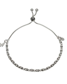Vamp Chic Oxidised Dainty Bracelet Vamp London
