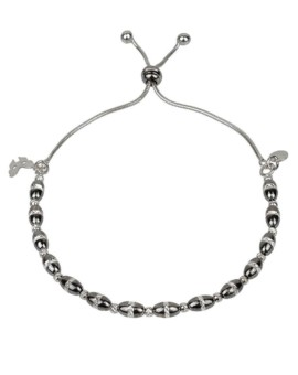 Vamp Chic Oxidised Bold Bracelet Vamp London