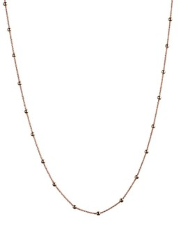 Vamp Chic Rose Gold Long Rio Necklace Vamp London