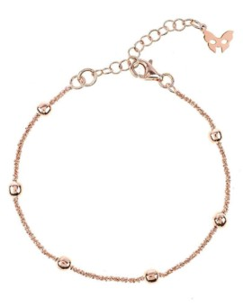 Vamp Chic Rose Gold Rio Bracelet Vamp London