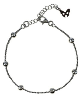Vamp Chic Oxidised Rio Bracelet Vamp London