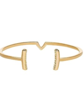 Attitude Gold Bracelet Vamp London