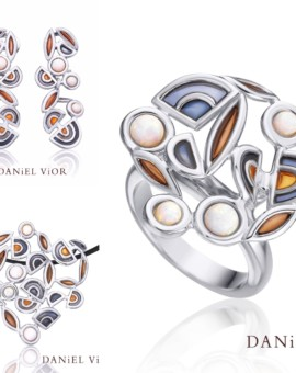 Filam Handmade Silver Opal Collection by Daniel Vior