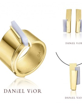 Criptedra Handmade 18ct Gold Collection by Daniel Vior