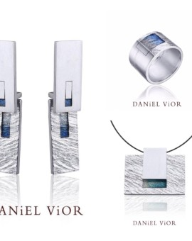 Forel Handmade Silver Collection by Daniel Vior