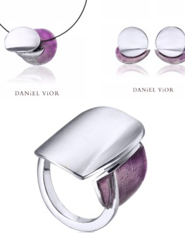 Diledra Handmade Silver Collection by Daniel Vior