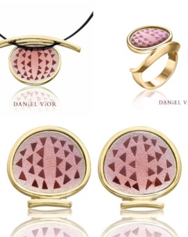 Magrana Handmade 18ct Gold Collection by Daniel Vior