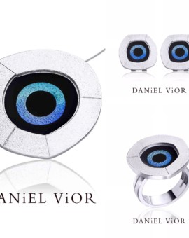 Nucli Handmade Silver Collection by Daniel Vior