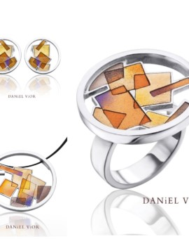 Interseccions Handmade Silver Collection by Daniel Vior