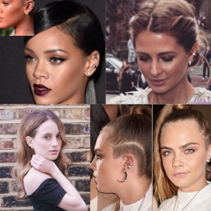 Ear-Cuffs-Rhianna-Rose-Fortescue-Millie-Mackintosh-Cara-delevingne