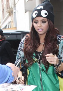 Jesy Nelson wears the Elephant ring with black onyx on her trip to London