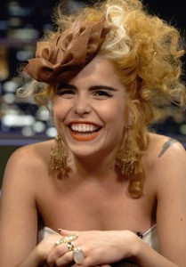 Paloma Faith wears the Elephant, Geometric and Leopard band on the Jonathan Ross Show