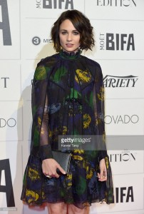 Tuppence Middleton in JOUBI at BIFAS, 06.12.15