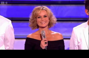 amanda holden wearing the promenade ring