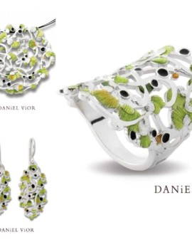 Calicaos Handmade Green Collection by Daniel Vior