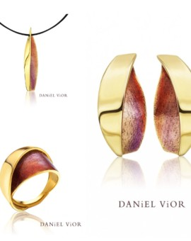 Anciteri Handmade 18ct Gold Collection by Daniel Vior