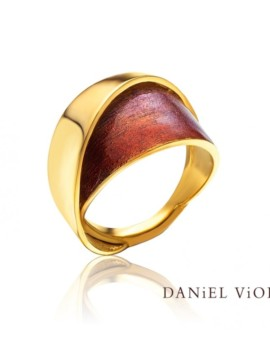 Anciteri Handmade 18ct Gold Ring by Daniel Vior
