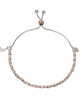 Vamp Chic Rose Gold Dainty Bracelet Vamp London