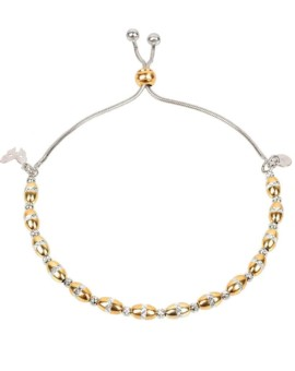 Vamp Chic Gold Bold Bracelet Vamp London
