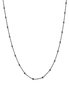 Vamp Chic Oxidised Long Rio Necklace Vamp London