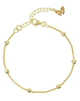 Vamp Chic Gold Rio Bracelet Vamp London