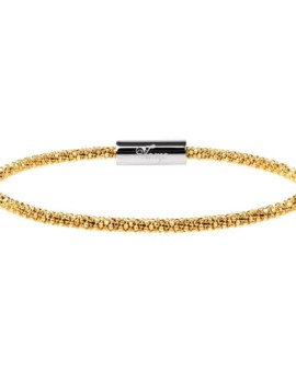Mesh Gold Skinny Bracelet Vamp London