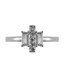 Tre Vie Ciottolo Ring Vamp London