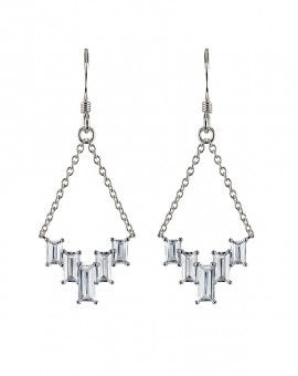 Tre Vie Wish Drop Earrings Vamp London