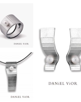 Artus Faz Handmade Silver Pearl Collection by Daniel Vior