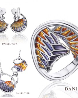 Tarsus Silver Handmade Collection by Daniel Vior