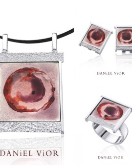 Vores Handmade Silver Collection by Daniel Vior