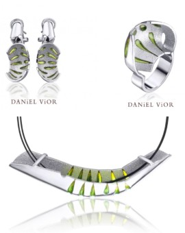 Silver Collection Handmade Sinmers by Daniel Vior