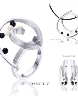 Quias Silver Handmade Opal Collection by Daniel Vior