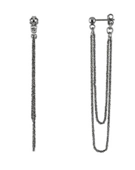Vamp Chic Oxidised Rio Earrings Vamp London
